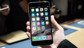Nem fog meghajlani az új iPhone