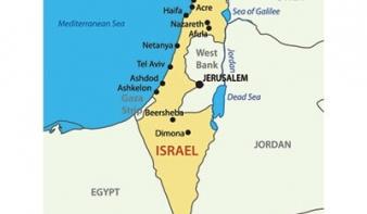 Trump legyint az izraeli-palesztin kétállami megoldásra