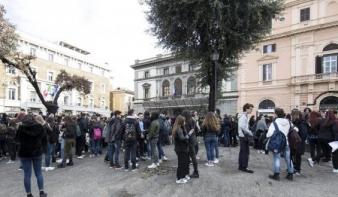 Egymást követték a rengések Olaszországban