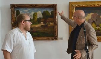 Először kiállított nagybányai festmények láthatóak Kolozsváron