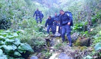 Magyarországi túrázókat mentett a máramarosi csendőrség