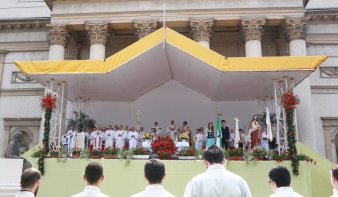 A Szatmári Római Katolikus Egyházmegye fő ünnepe