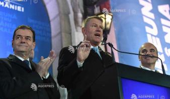Johannis: részt fogok vállalni egy új parlamenti többség kialakításából