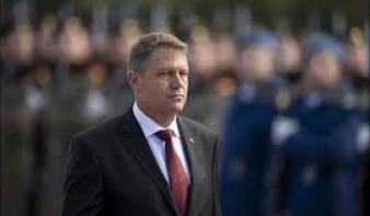 """Johannis Berlinben: Romániában nincs """"magyar kérdés"""""""