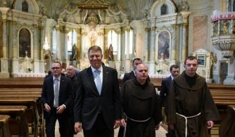 Antal Árpád: elmondtuk a problémáinkat, és baráti jobbot nyújtottunk Johannisnak