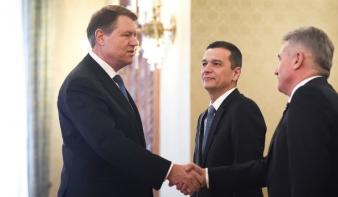 A 2017-es költségvetésről tárgyalt Iohannis a kormányfővel
