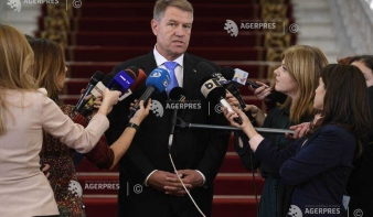 Iohannis: Egy amnesztiáról és közkegyelemről szóló esetleges kormányrendelet példátlan politikai válságot idézne elő