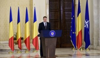 Johannis új korszakot akar a romániai demokráciában