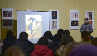 Születésének 160. évfordulóján Hollósy Simon festőművészre emlékeztek szülővárosában, Máramarosszigeten