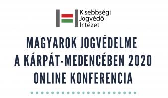A Kisebbségi Jogvédő Intézet online konferenciát szervez