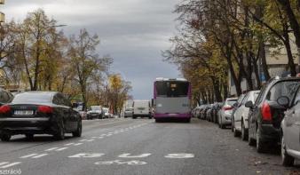 Ezért megy rá a sofőrök idegrendszere a kolozsvári parkolásra