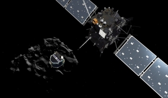 Rosetta-űrszonda: Sikeresen landolt a Philae