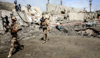 Nem szórakoztak a tálibok: egy románt megöltek, a román nagykövetségnek otthont adó épületet szétlőtték