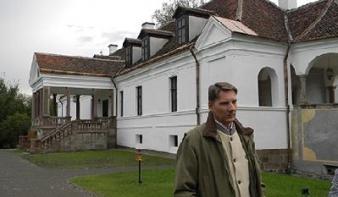 Kálnoky Tibort, az újjáépítőt díjazták