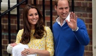 Hamarosan bejelentik Katalin hercegnő és Vilmos herceg kislányának nevét