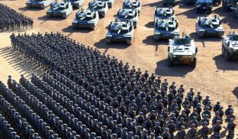 Ezek a világ legerősebb hadseregei 2019-ben