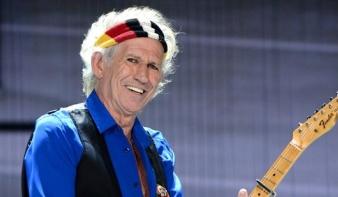 75 éves a Rolling Stones elpusztíthatatlan gitárosa