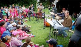 FF2015 - A Kelekótya együttes gyermekkoncertje