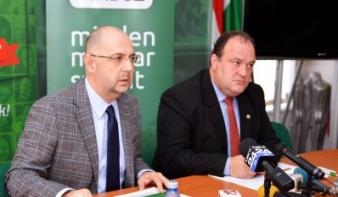 Stratégiai partnerséget kötött a Magyar Polgári Párt és az RMDSZ