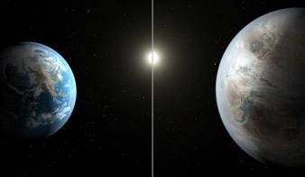 Talált egy második Földet a NASA