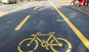 Új kerékpárút épülhet Szatmárnémetiben