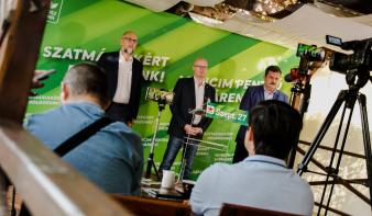 """Újrázhat Kereskényi Szatmáron: a román jelöltek igyekeznek """"otthon tartani"""" a magyar szavazókat"""