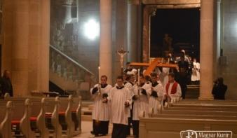 """A Szatmári Egyházmegyébe érkezik """"az ifjúság keresztje"""""""
