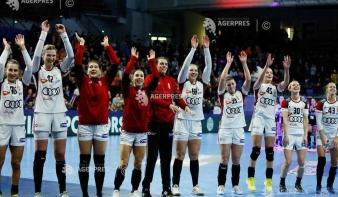 Női kézilabda EB: Magyar győzelem román vereség a középdöntőben