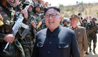 Kim Dzsongun olimpiai ötlete még nem hoz nagy enyhülést