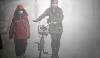 2 milliárd gyerek mérgező levegőt szív