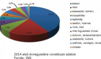 Mire futja egy romániai család költségvetéséből?