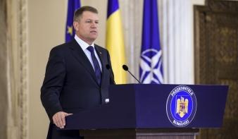 Johannis: egyezségre jutottak a pártok a választási törvények tekintetében