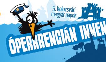 Megkezdődtek az 5. Kolozsvári Magyar Napok