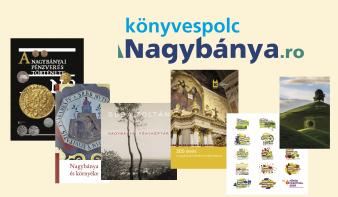 Könyvespolc névvel új részlege indul a Nagybánya.ro-nak