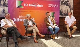 Több gyermekprogrammal, Szilágyi István rég várt regényével készül a 10. Kolozsvári Ünnepi Könyvhét