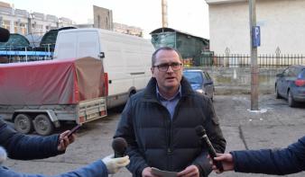Korodi Attila bejelentette: indulna a választásokon Csíkszereda polgármesteri tisztségéért