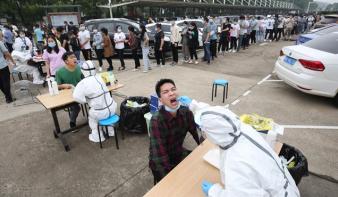Félmillió ember került karanténba Kínába