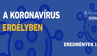 A koronavírus Erdélyben felmérés eredménye: alacsony egészségügyi, magas pszichés érintettség