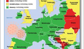 Életbe léptek a Magyarországra érvényes beutazási korlátozások