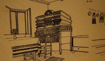 """""""A nagy fa árnyékában"""" – a száz éve született ifjabb Kós Károly mezőségi grafikáit állították ki"""