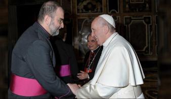 Kovács Gergelyt nevezte ki a pápa a Gyulafehérvári Főegyházmegye érsekévé
