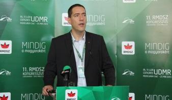 Kovács Pétert választotta az SZKT az RMDSZ ügyvezető elnökévé