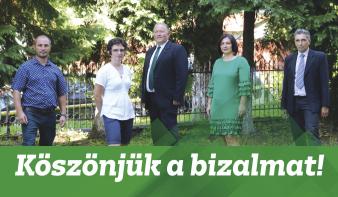 Felsőbánya eggyel több magyar tanácsossal büszkélkedhet