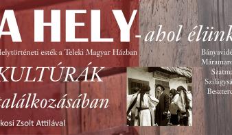 Kultúrák találkozásában - előadás a Teleki Magyar Házban