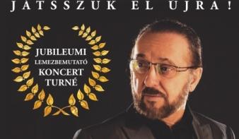 """""""Játsszuk el újra"""" - Tamás Gábor koncert Nagybányán is"""