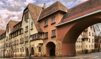 Kós Károly kultusza a budapesti Wekerle-telepen