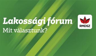 Lakossági fórumot tart a nagybányai RMDSZ