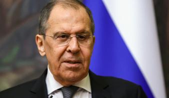 Lavrov kijelentette, hogy az Északi-sarkvidék Oroszország területe