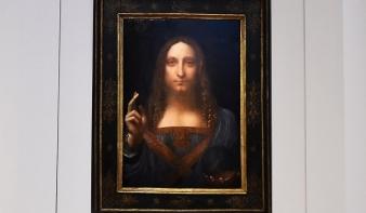 A világ legdrágább műalkotásáról kiderülhet, hogy nem is Leondardo festette