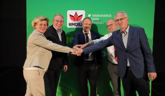31 év után egyesült a két máramarosi területi RMDSZ-szervezet
